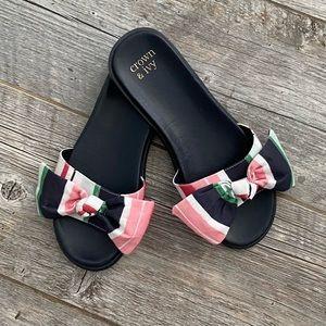 Crown & Ivory Mila Sandals